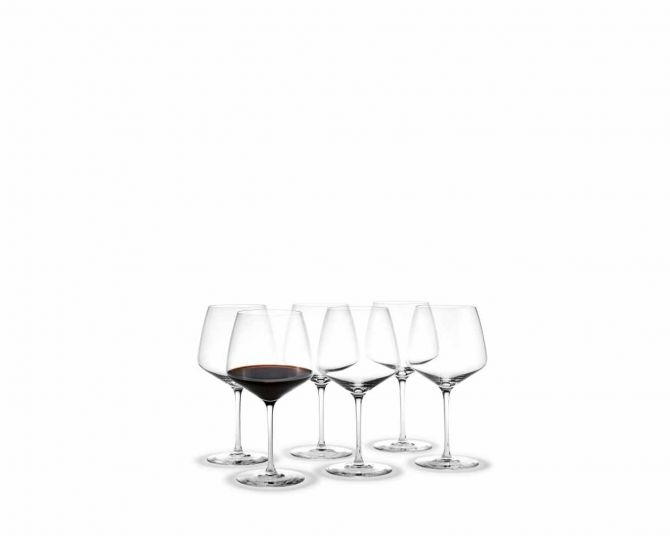 Holmegaard Perfection Sommelierglas 90 cl, 6er-Set