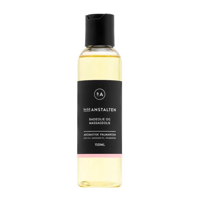 Badeanstalten Bade- und Massageöl Palmarosa 150 ml