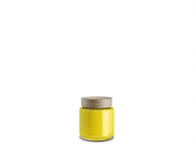 Holmegaard Palet Aufbewahrungsglas gelb 50 cl