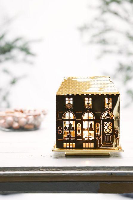 Jette Frölich Teelicht Laternenhaus Gold_nicenordic_1