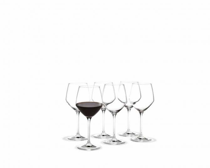 Holmegaard Perfection Rotweinglas 43 cl, 6er-Set