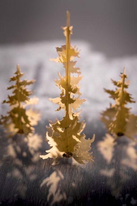 Jette Frölich Winterwald Bäume in Gold 2er-Set_nicenordic_4