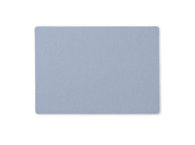 JUNA Tischset Basic Hellblau