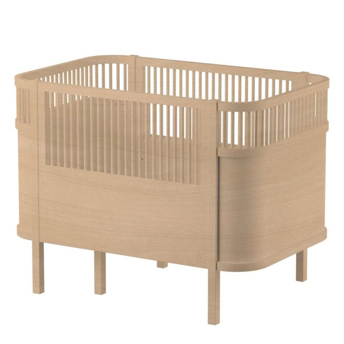 Sebra Bett Baby & Junior Wooden Edition Buche_nicenordic_1