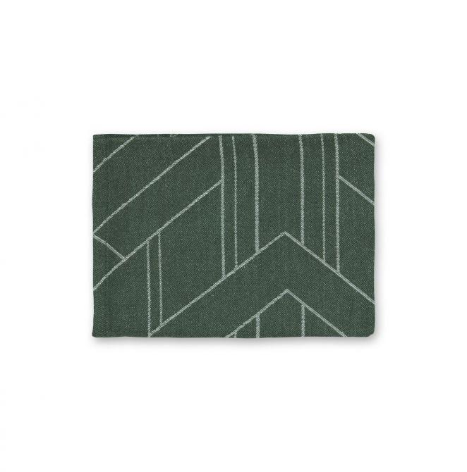 H. Skjalm P. Geschirrtuch Erik Wald Grün - Minze. Geschirrtücher und Küchentextilien für die Küche in skandinavischem Design bei nicenordic.de