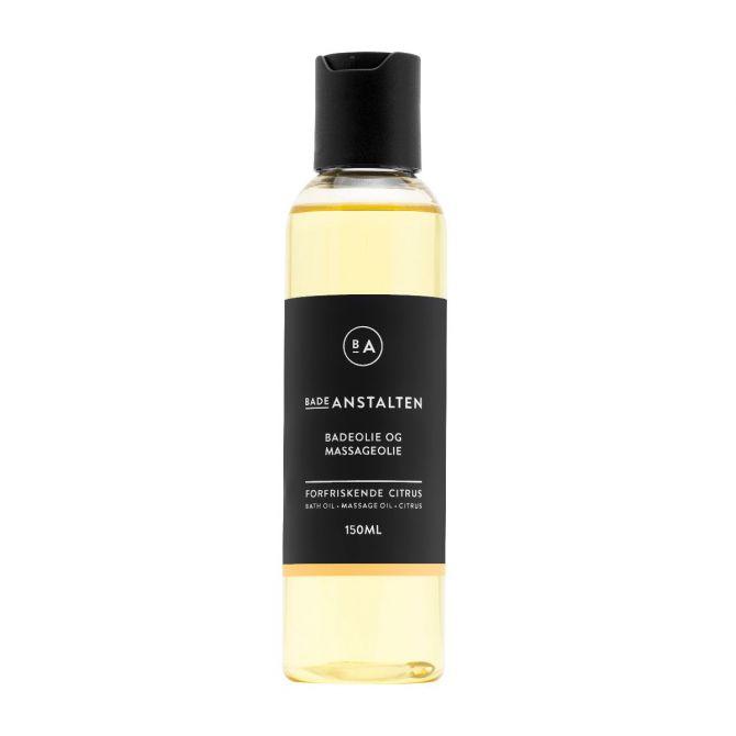Badeanstalten Bade- und Massageöl Zitrone 150 ml