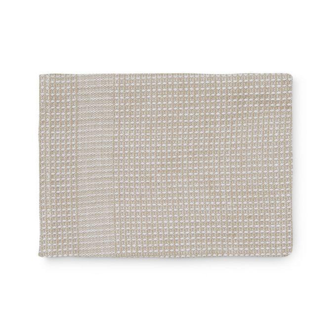 H. Skjalm P. Spültuch/ Wischtuch Waffel Sand-Weiß