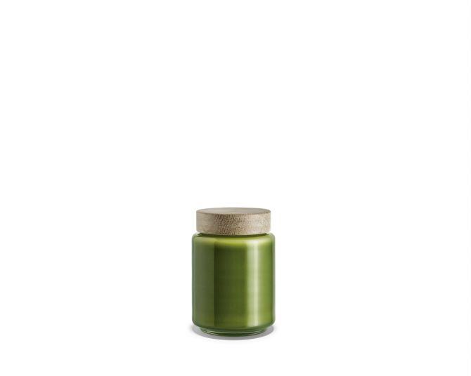 Holmegaard Palet Aufbewahrungsglas grün 70 cl