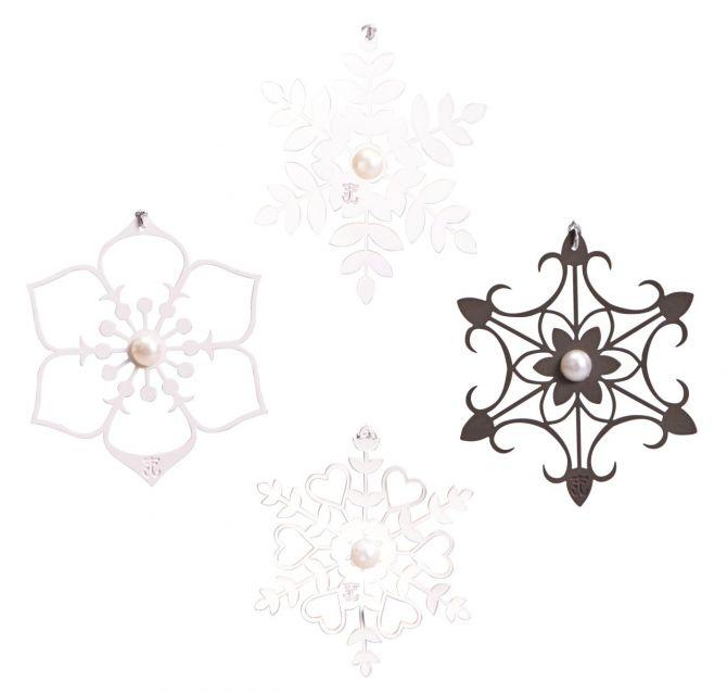 Jette Frölich Eisblumen mit Perlen 4er-Set_nicenordic_1