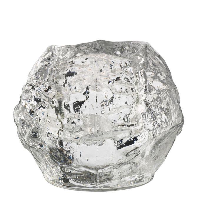 Kosta Boda Snowball Teelichthalter large