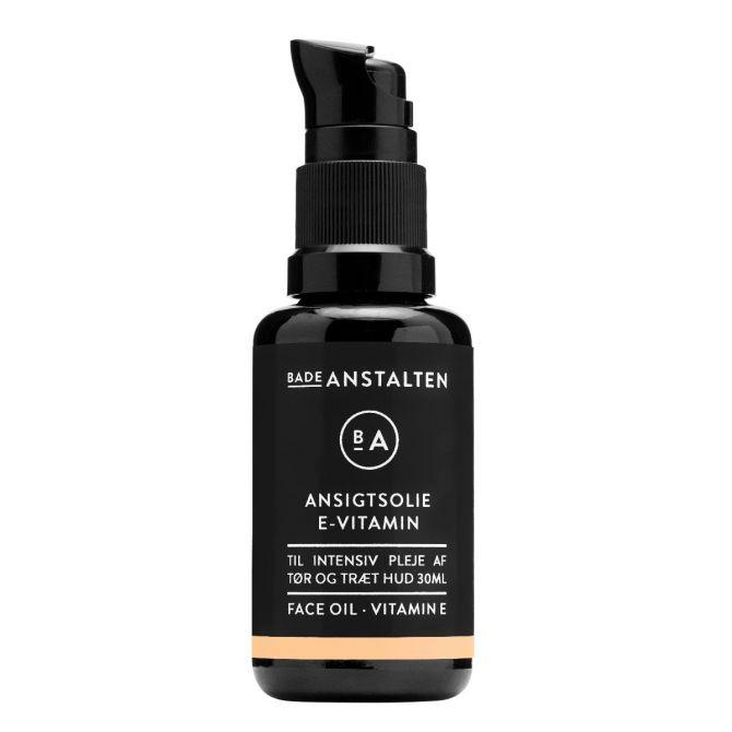 Badeanstalten Gesichtsöl mit Vitamin E 30 ml
