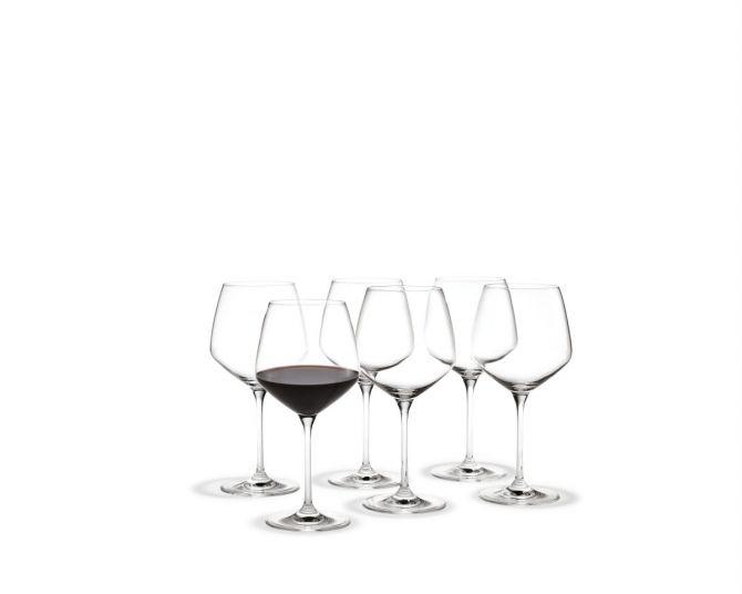Holmegaard Perfection Bourgogneglas 59 cl, 6er-Set